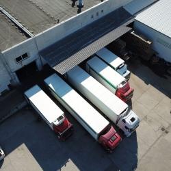 Planá logistické centrum