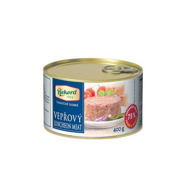 Rekord vepřový luncheon meat