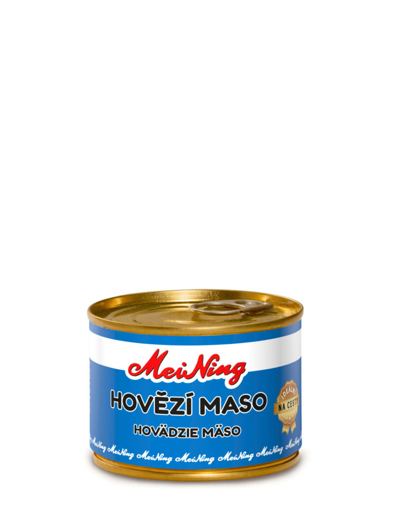 Meining Hovezi Maso 180g Web   PT Servis