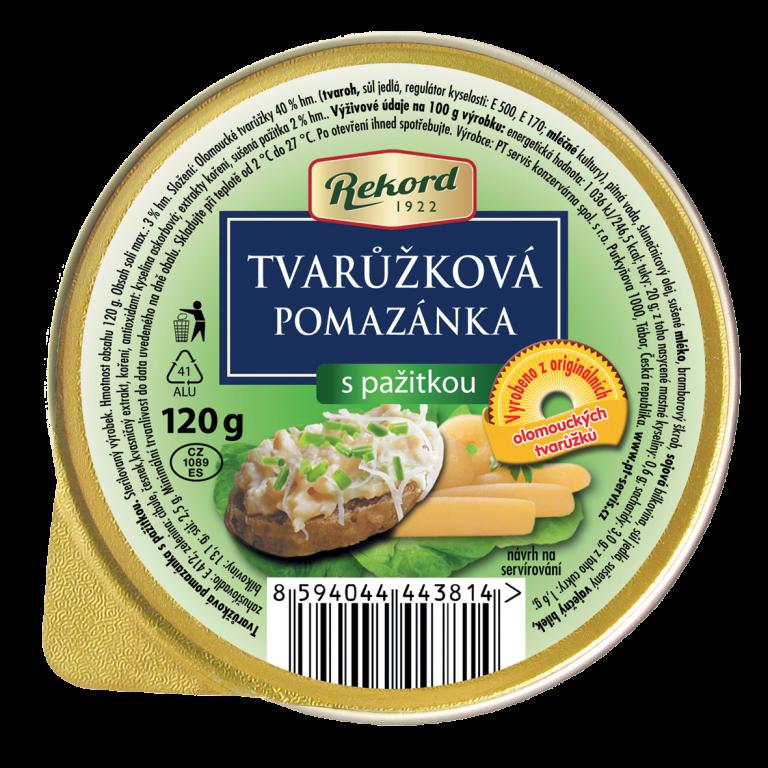Tvaruzkovapomazspaz120grek | PT Servis