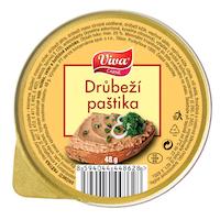 Drůbeží Paštika 48g  | PT Servis