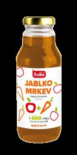Fruiko Jablko mrkev 300ml