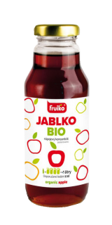 Fruiko jablko bio 300ml