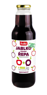 Fruiko jablko řepa 750ml