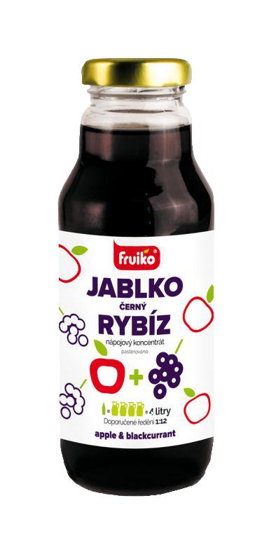 Fruiko Jablko Rybíz 300ml | PT Servis