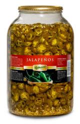 Jalapeňos řezy 3 400 g