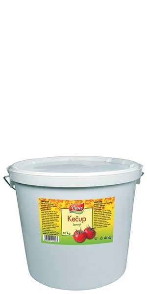 Kečup Jemný 10kg | PT Servis