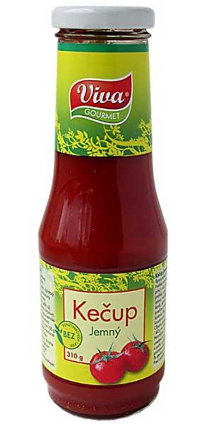 Kečup Jemný 310g | PT Servis