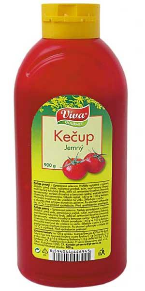 Kečup Jemný 900g | PT Servis