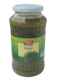 Kopr 640g  | PT Servis