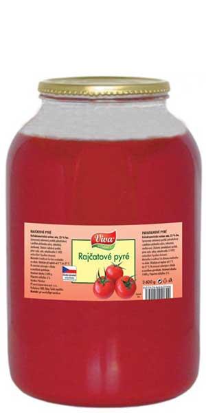 Rajčatové Pyré 3600g | PT Servis