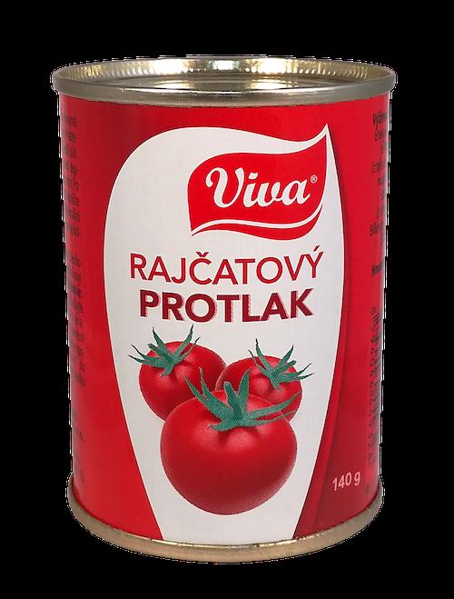 Rajčatový Protlak 140gviva | PT Servis
