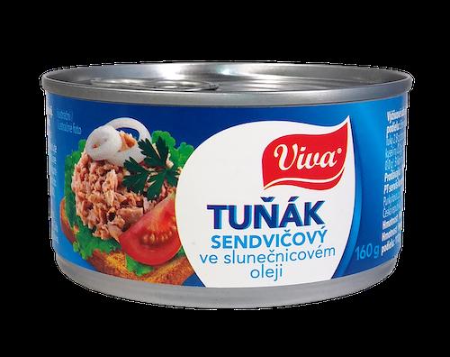 Tuňák Sendveslol160gviva   PT Servis