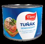 Tuňák sendvičový 1705g