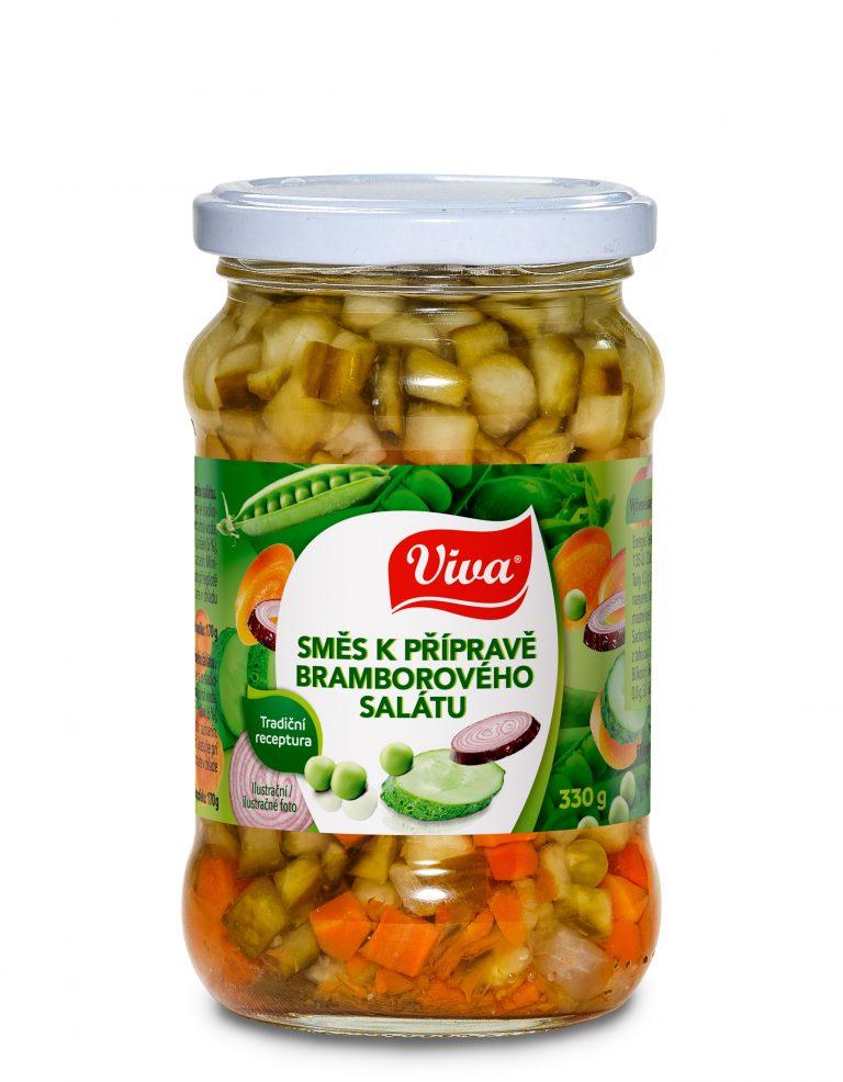 Viva Smes Do Bramboroveho Salatu 330g Web | PT Servis
