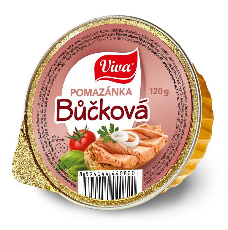 Viva Buükov† Pomazanka 120g Web | PT Servis