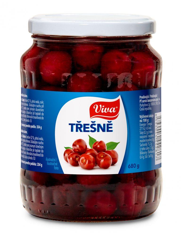 Viva Tresne 680g Web | PT Servis