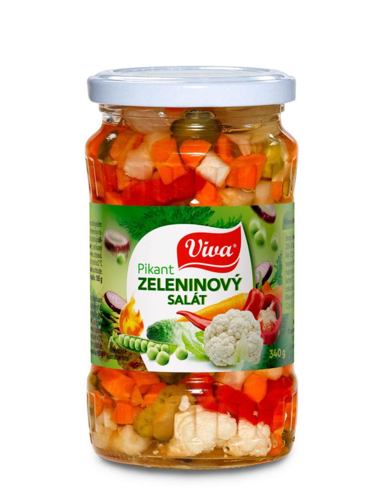 Viva Zel Salat 330g Web | PT Servis