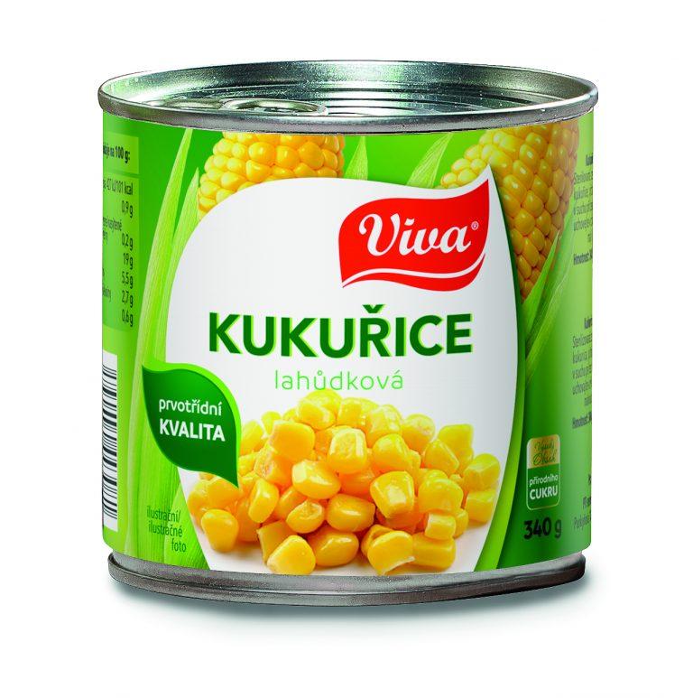Viva Kukurice 340g Model | PT Servis