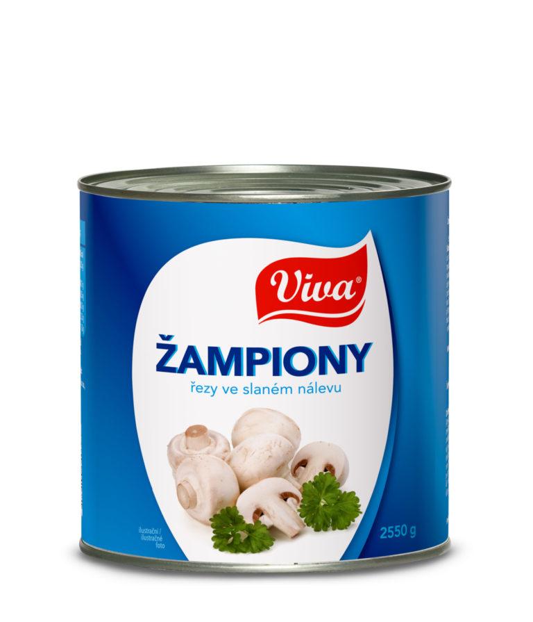 Viva Zampiony 2550g Polsko Web | PT Servis
