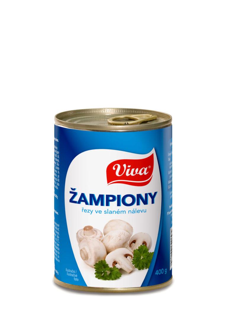 Viva Zampiony 400g Web | PT Servis