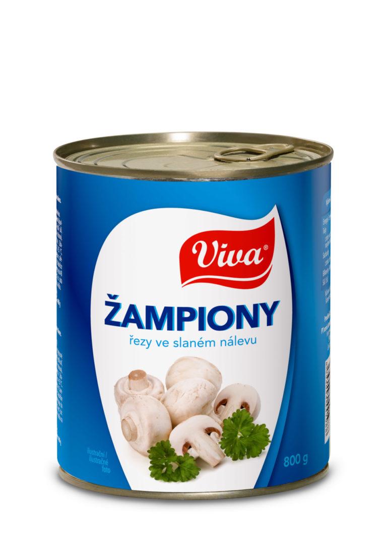 Viva Zampiony 800g Web | PT Servis