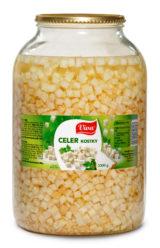 Celer kostky 3 300g