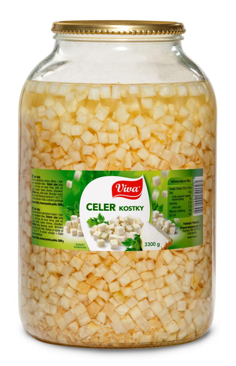 Viva Celer Kostky 3300g Web | PT Servis