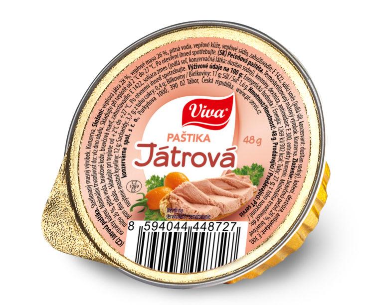 Viva Pastika Jatrova 48g Web   PT Servis
