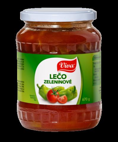 Viva Zeleninove Leco 670g Web | PT Servis