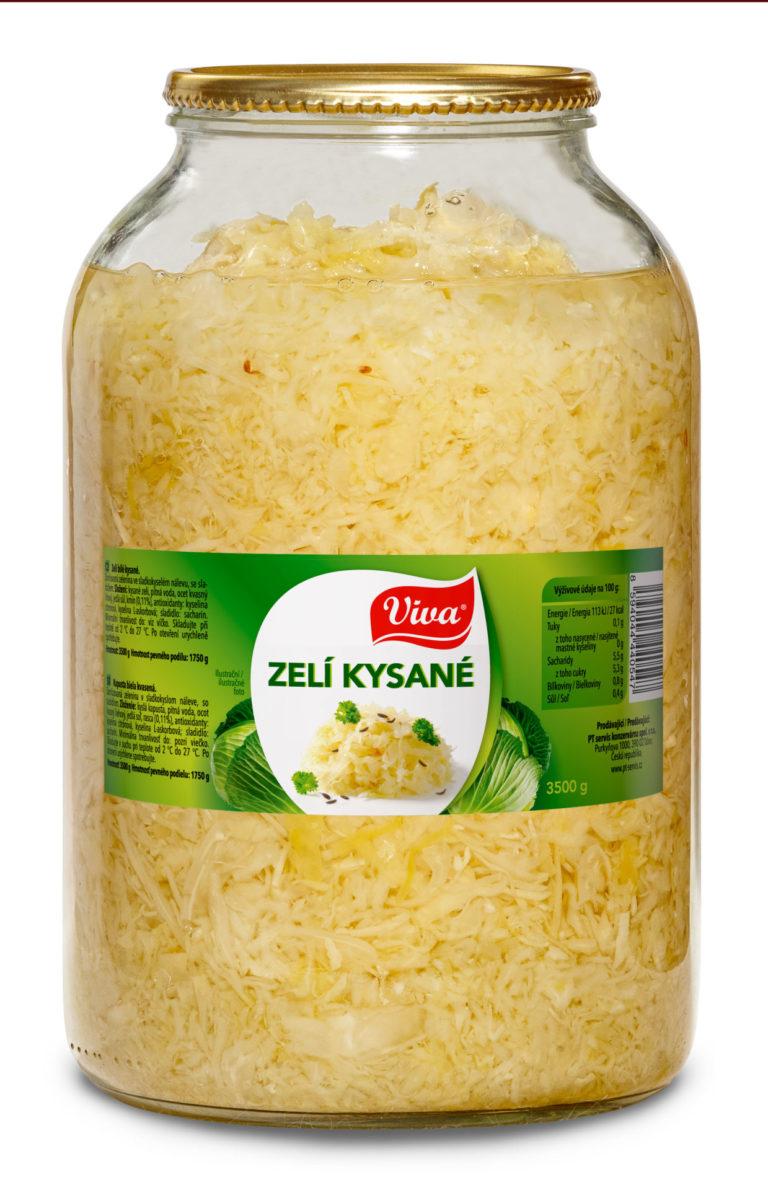 Viva Zeli Kysane 3500g Web | PT Servis
