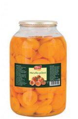 Apricots halved 3 600g