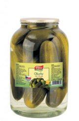 Cucumbers 12-15 cm 3 500g