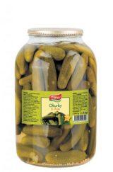 Cucumbers 5-7 cm 3 500g