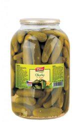 Cucumbers 7-9 cm 3 500g