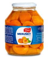 Apricot halved 1,680 g